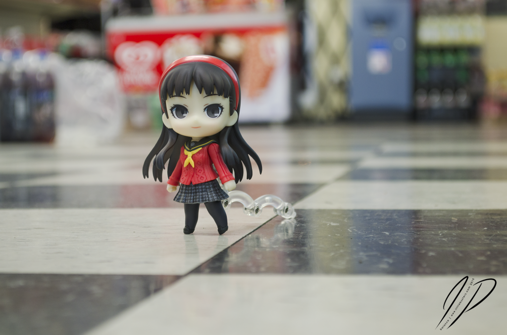 By the way, thank you Leah for the awesome Yukiko Nendoroid! She's super duper cute~